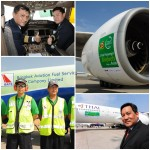 THAI Launches Biofuels Flight and First Biofuels Passenger Flight in Asia through Travel Green Initiative